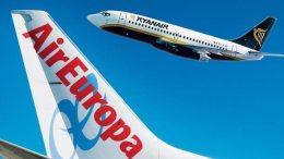 Air Europa and Ryanair strengthen ties 15