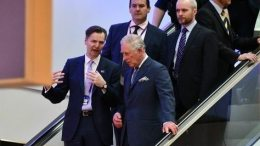 Prince of Wales visits Heathrow in security services meet and greet 3