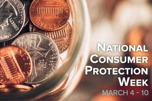 US air travel: National Consumer Protection Week, Not