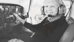 Mama Bird: Record-breaking female pilot 22