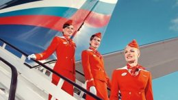 Russia's Aeroflot enters the list of ten world's most popular airlines 4