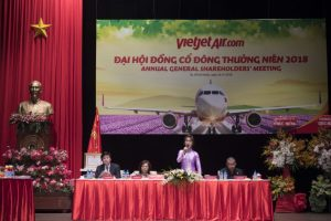 A year of success for Vietjet