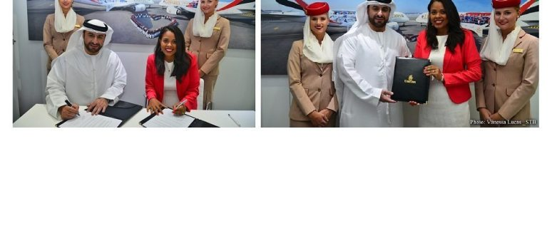Emirates renews marketing agreement with Seychelles Tourism Board 1