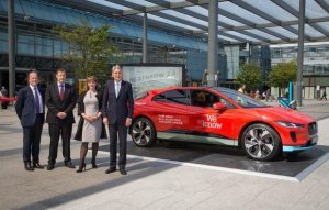 LHR Airport has UK's Largest Electric Vehicle Fleets