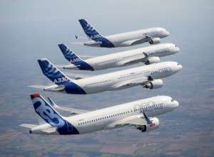 Airbus: New business up in May