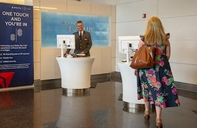 Delta Sky Club at Reagan Washington National Airport debuts with fresh look 17