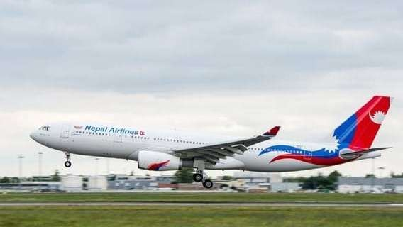 Nepal Airlines takes delivery of its first A330 widebody aircraft 15