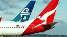 Qantas and Air New Zealand ignore different alliance and sign codeshare agreement 21