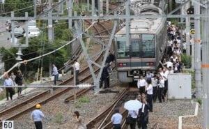 Osaka earthquake: Aftershocks continuing but transportation network resumed