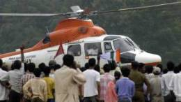 Indian Minister opens helicopter service between Shimla and Chandigarh saying connectivity in tourism is key 19