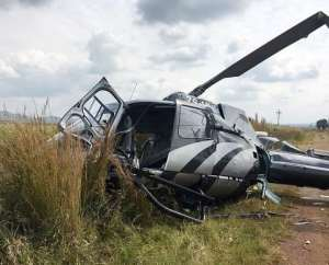 Two killed, one severely injured in Poland helicopter crash