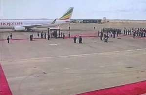 Eritrea: Ethiopian Airlines demonstrated peace through tourism today