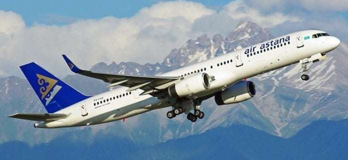 Air Astana: Strong traffic and revenue growth in first half of 2018 13