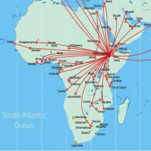 Safety over Ethiopian Airspace: A war between Skyteam and Star Alliance?