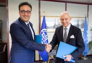 "IOM, and Turkish Airlines sign up to promote the ""MigApp"""