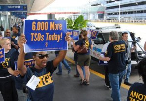 TSA Union Hails Introduction of the FASTER Act