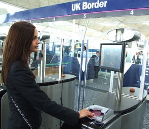 Collaboration key to deliver secure travel with biometric technology 1