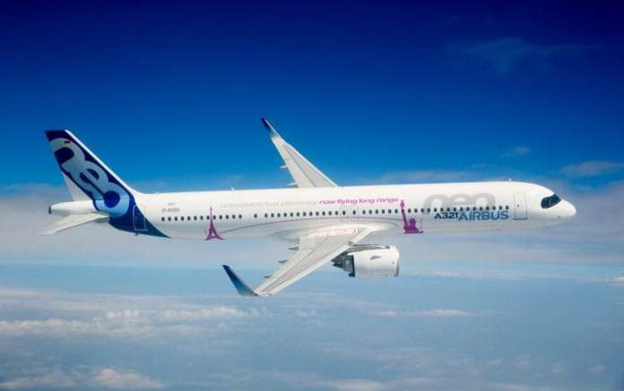The most capable and flexible A321neo 1