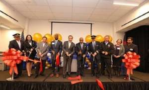 World's largest flight training center unveiled