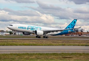 First Airbus A330-800 successfully completes maiden flight