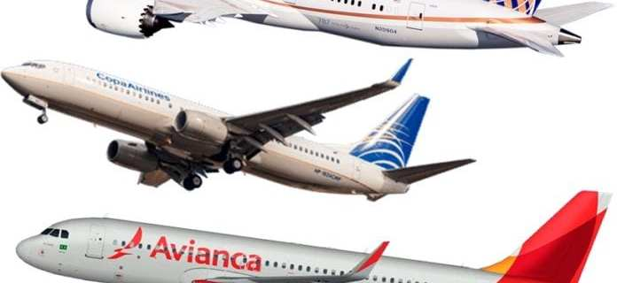 United Airlines expands partnership with Copa and Avianca 1