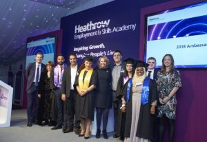 Heathrow Airport holds Academy Awards to celebrate colleague achievements