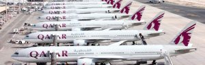 Qatar Airways is the launch customer of GlobalBeacon