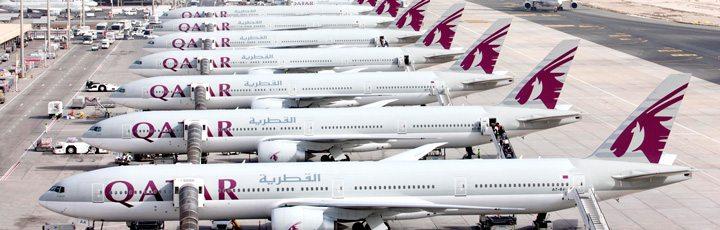 Qatar Airways is the launch customer of GlobalBeacon 1