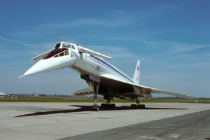 Russia announces new supersonic passenger plane project