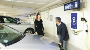 "Frankfurt Airport introduces new ""eParking"" product"