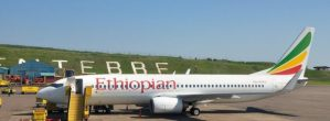 Efforts underway to remove aircraft from Entebbe International Airport