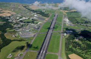 New triple threat at Cornwall Airport Newquay