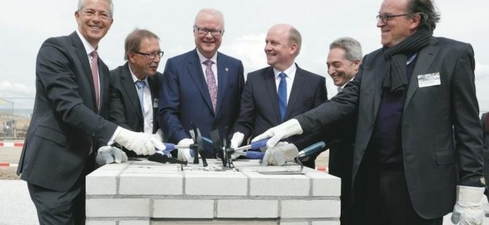 Frankfurt Airport lays cornerstone for future Terminal 3 6