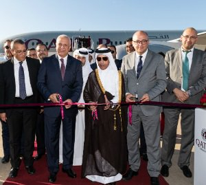 Qatar Airways inaugurates its third gateway to Morocco 12