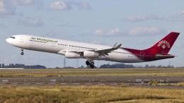 Air Madagascar renews flights to Johannesburg 16
