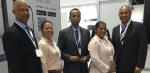 Air Seychelles at Airport Show 2019
