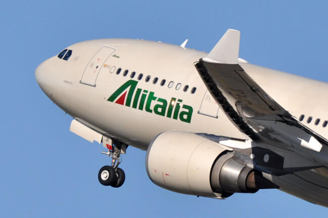 Alitalia Airline rescue: All-out negotiations with Benettons 1
