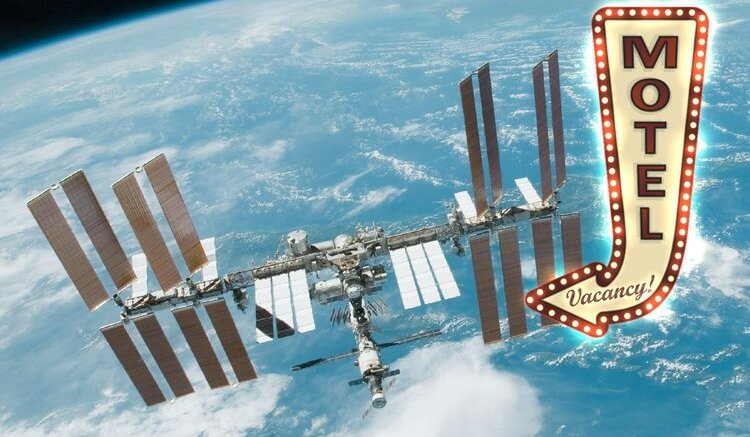 Cash-strapped NASA to allow private tourism to International Space Station 1