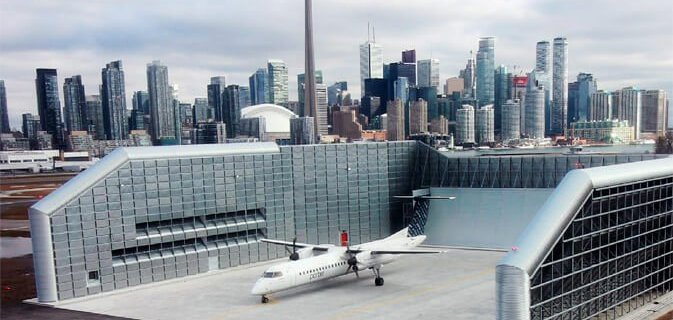 Billy Bishop Toronto City Airport: Busiest spring on record 10