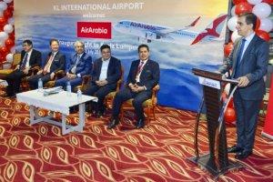 Air Arabia starts flights to Kuala Lumpur International Airport
