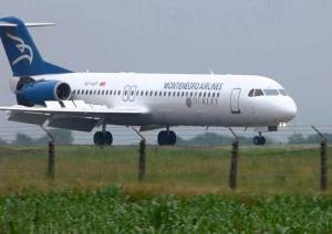Montenegro Airlines plane with 90 on board makes emergency landing in Russia