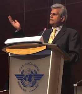 Vijay Poonoosamy at ICAO: Ensuring no country is left behind in Aviation