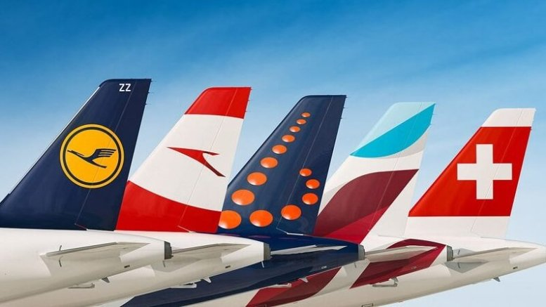 Lufthansa Group airlines welcomed 14.6 million passengers in July 2019 1