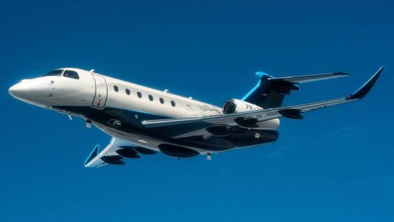 Embraer is awarded Brazilian certification for the Praetor 500 1