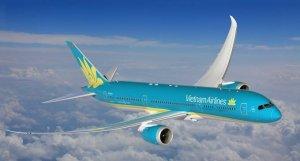 Vietnam Airlines flies its First Boeing 787-10 Dreamliner