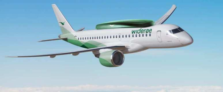 Rolls-Royce and Widerøe: Joint research programme on zero-emissions aviation 10