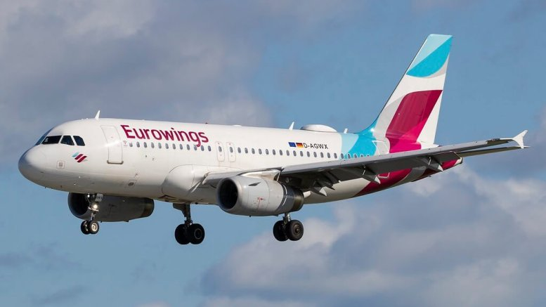 Six passengers, two crew members hospitalized after Eurowings flight battered by severe turbulence 1