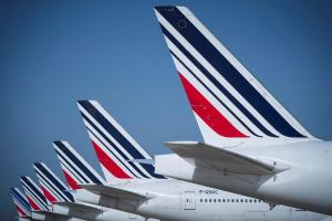 Air France flying back to Seychelles on October 31