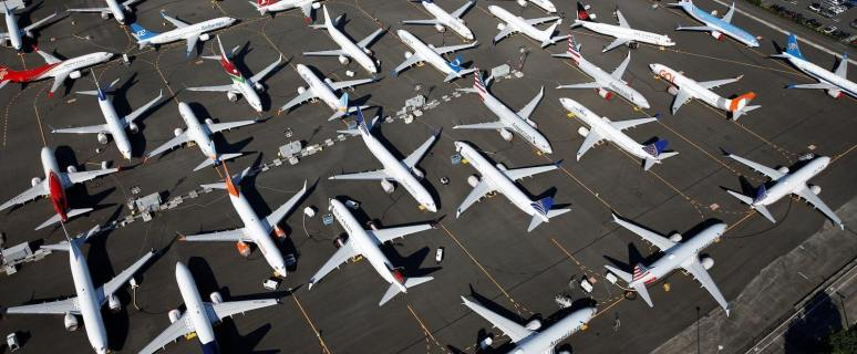 Over 50 Boeing passenger jets grounded worldwide due to 'wing-related cracks' 7