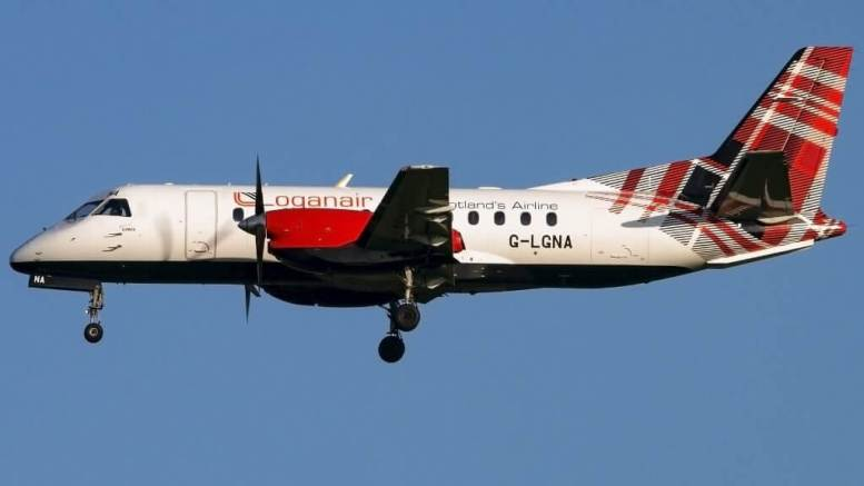 Loganair will launch service from Cornwall Airport Newquay 1